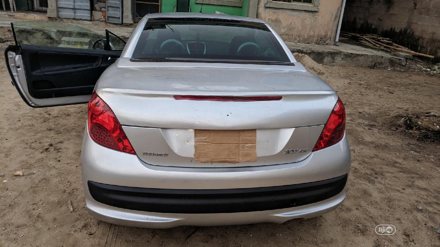 Peugeot 207 2005 Silver | Cars for sale in Ojo, Lagos State, Nigeria