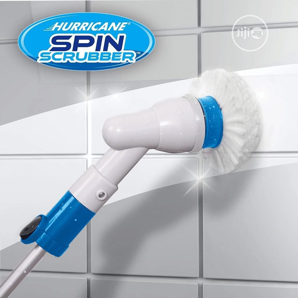 Hurricane Spin Scrubber Cleaning Brush | Home Accessories for sale in Surulere, Lagos State, Nigeria
