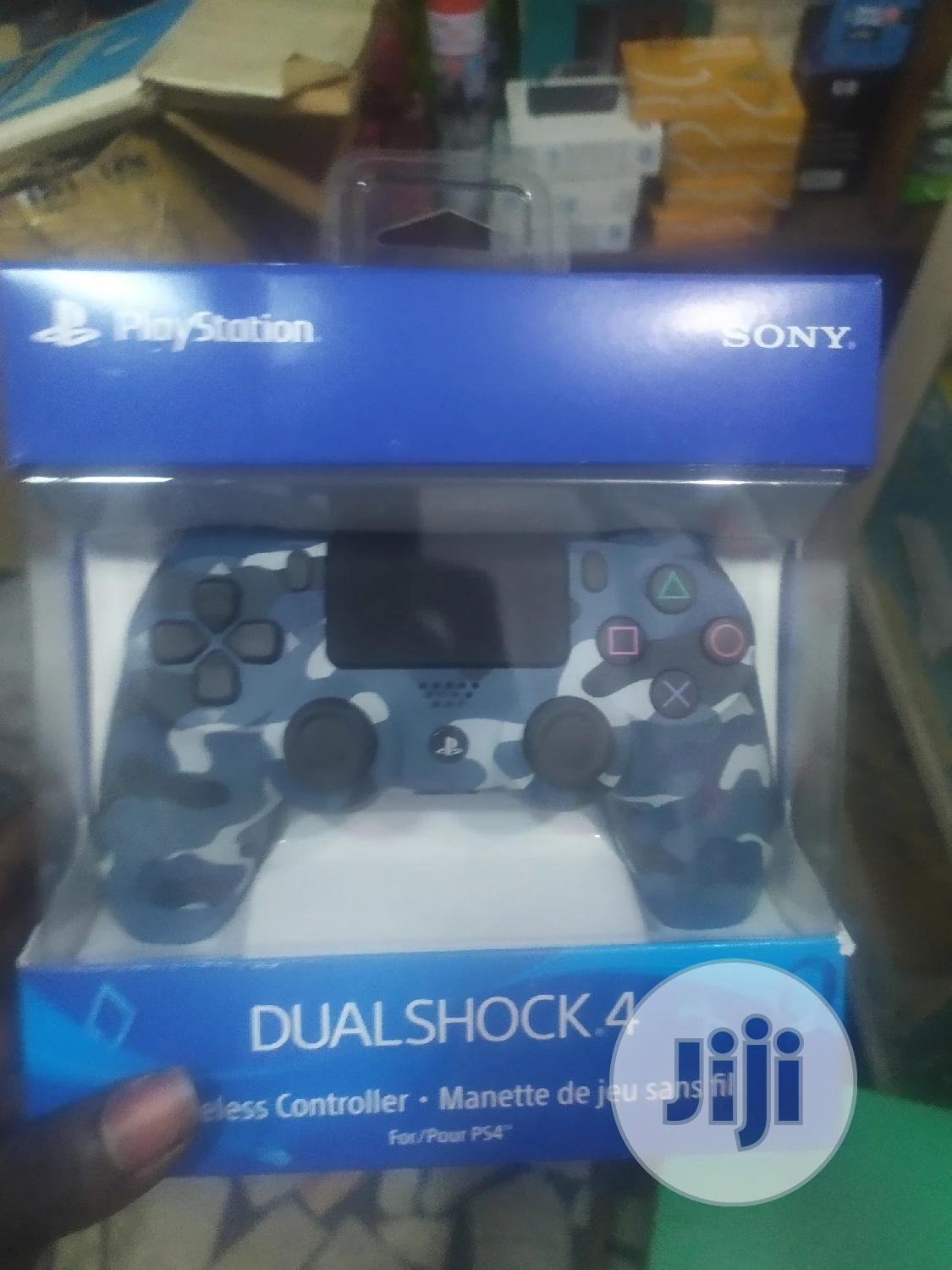 Ps4 Dual Shock 4 | Accessories & Supplies for Electronics for sale in Apapa, Lagos State, Nigeria