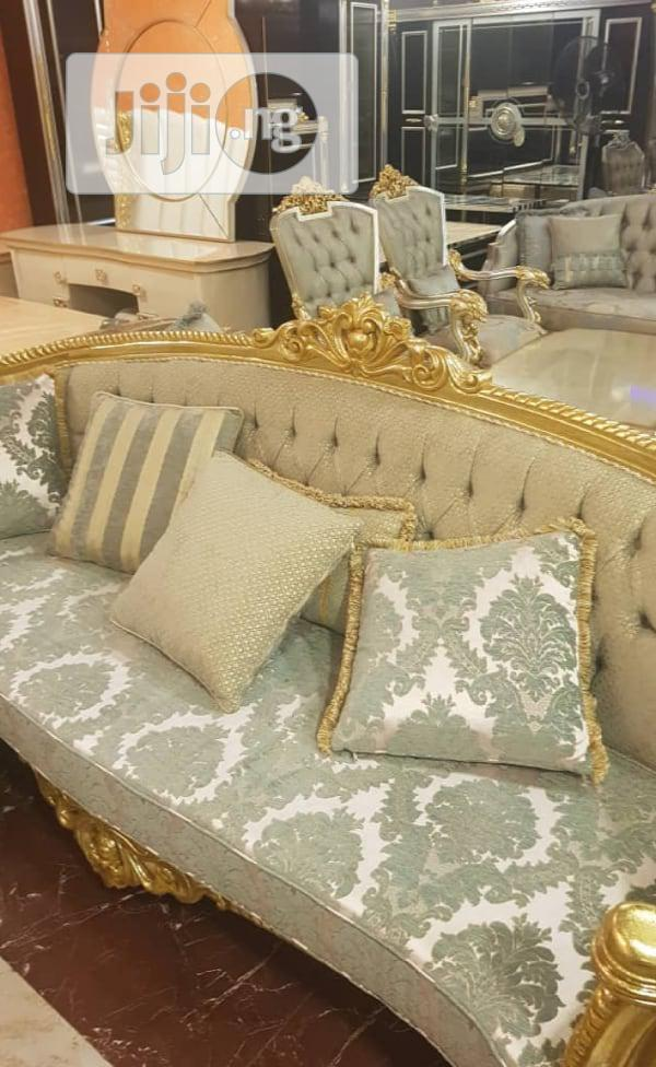 Royal Kings Couch | Furniture for sale in Lagos Island, Lagos State, Nigeria