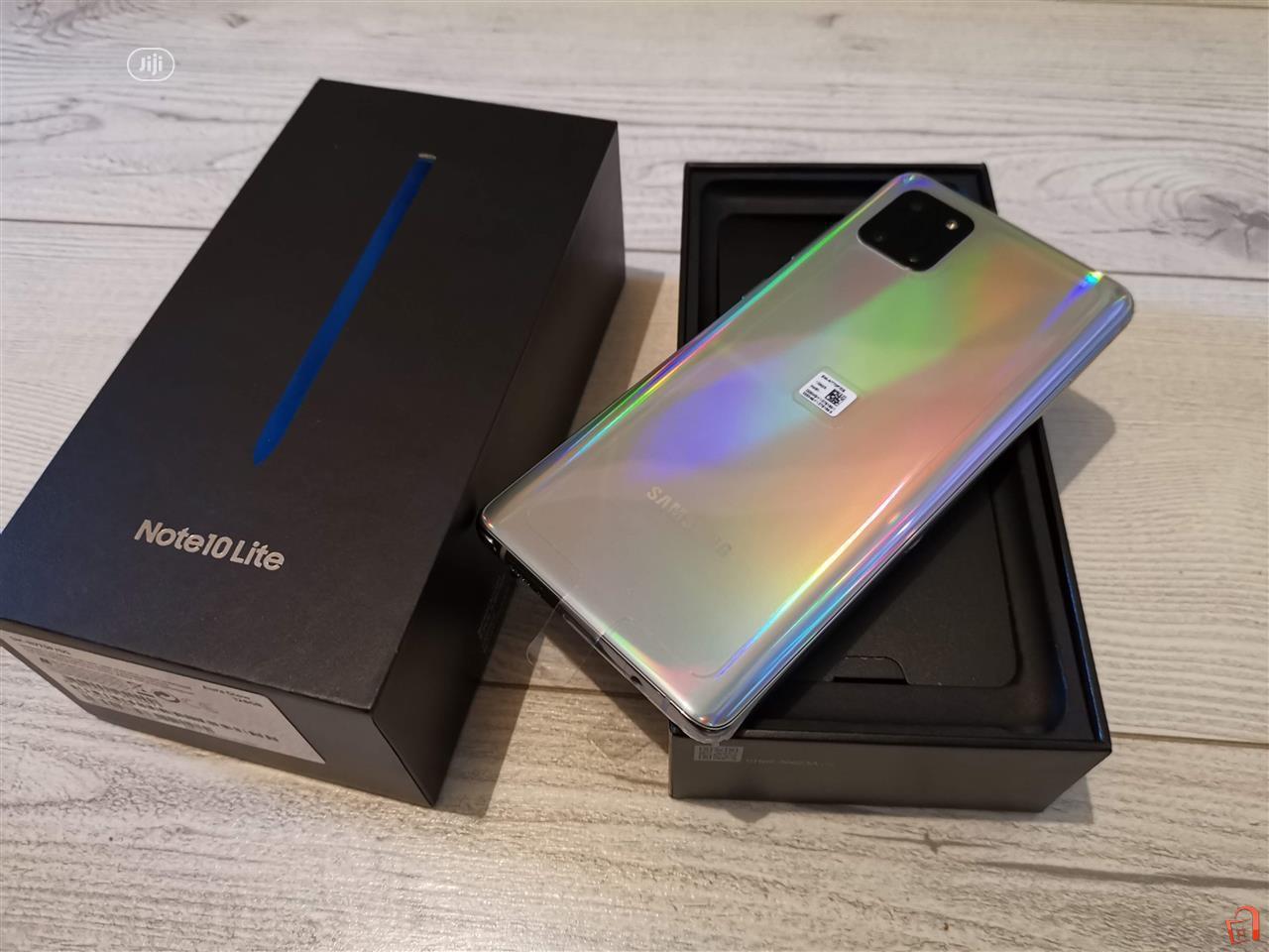 New Samsung Galaxy Note 10 Lite 128 GB