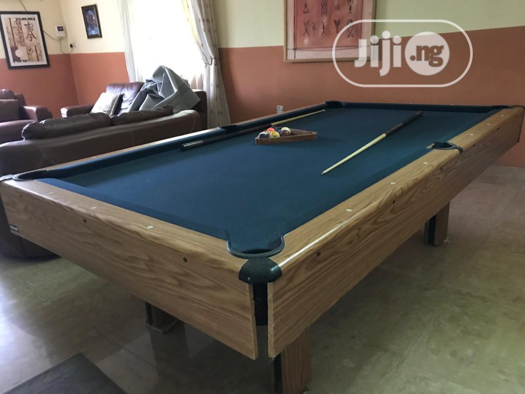A Standard Snooker Board   Sports Equipment for sale in Lekki, Lagos State, Nigeria