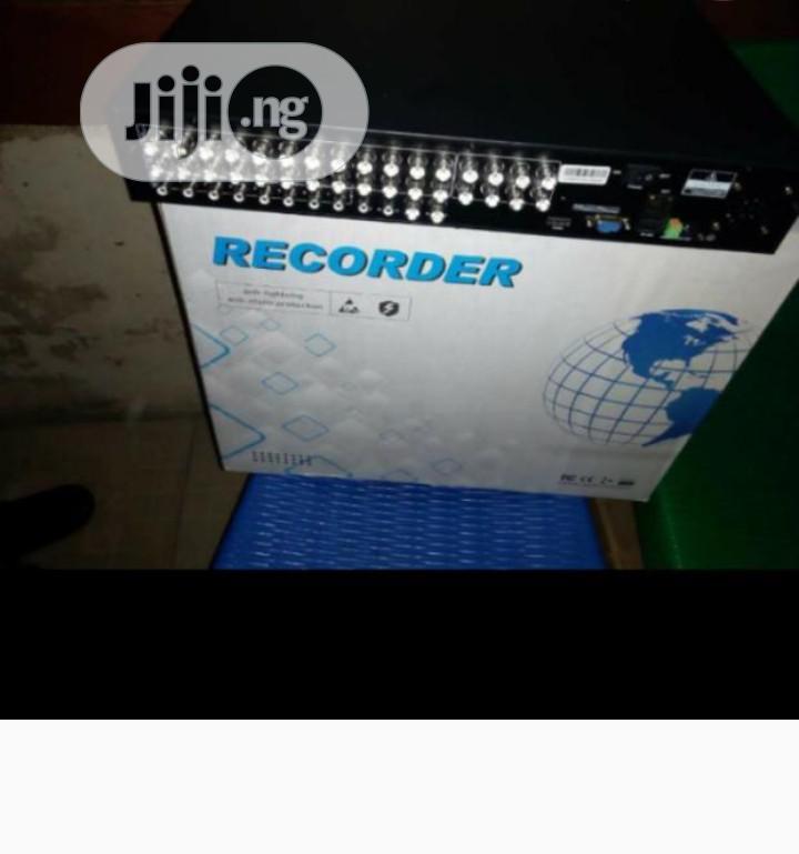 Digital Video Recorder 32 Channel