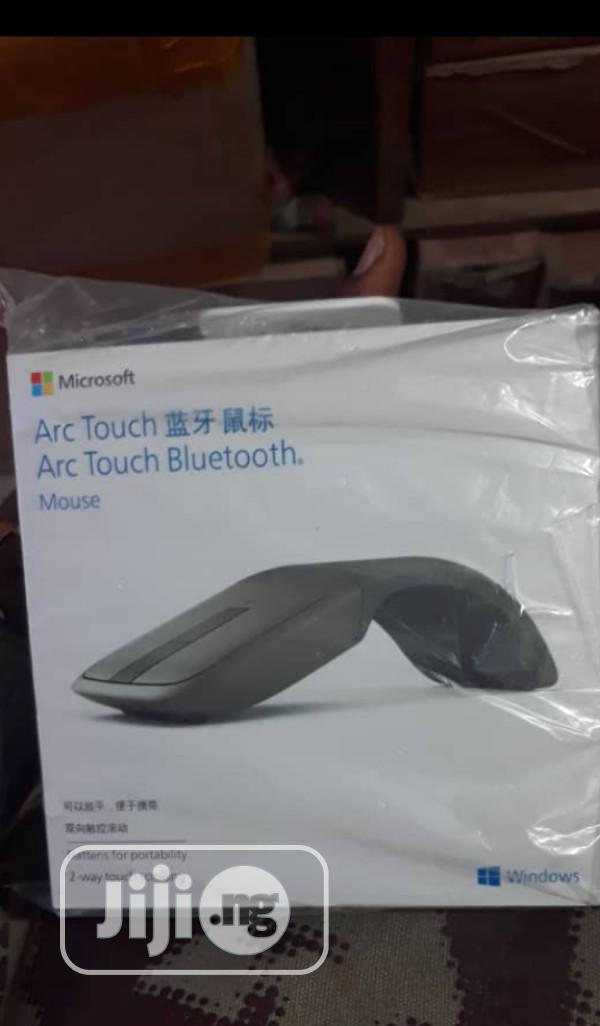 Microsoft Arc Touch Bluetooth Mouse | Computer Accessories  for sale in Ikeja, Lagos State, Nigeria