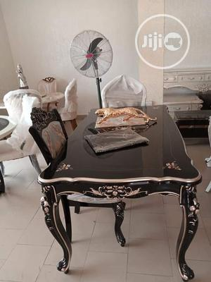 Dinning Table With 6 Chairs | Furniture for sale in Lagos State, Ikeja