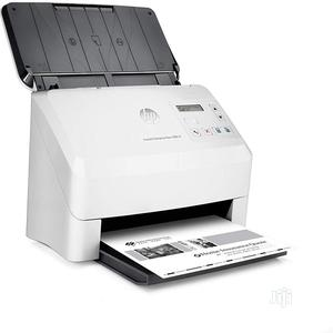 HP Scanjet Enterprise Flow 7000 S3 Sheet-feed Scanner (L2757A) | Printers & Scanners for sale in Lagos State, Ikeja