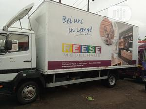 Mercedes Benz 814 Container Body Truck | Trucks & Trailers for sale in Lagos State, Apapa