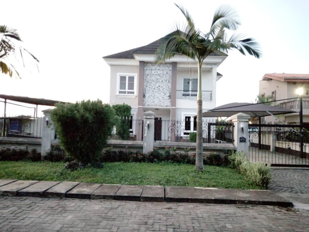4bedroom Fully Furnished Duplex+Swimmingpool 4rent Ref.N004 | Houses & Apartments For Rent for sale in Lekki, Lagos State, Nigeria