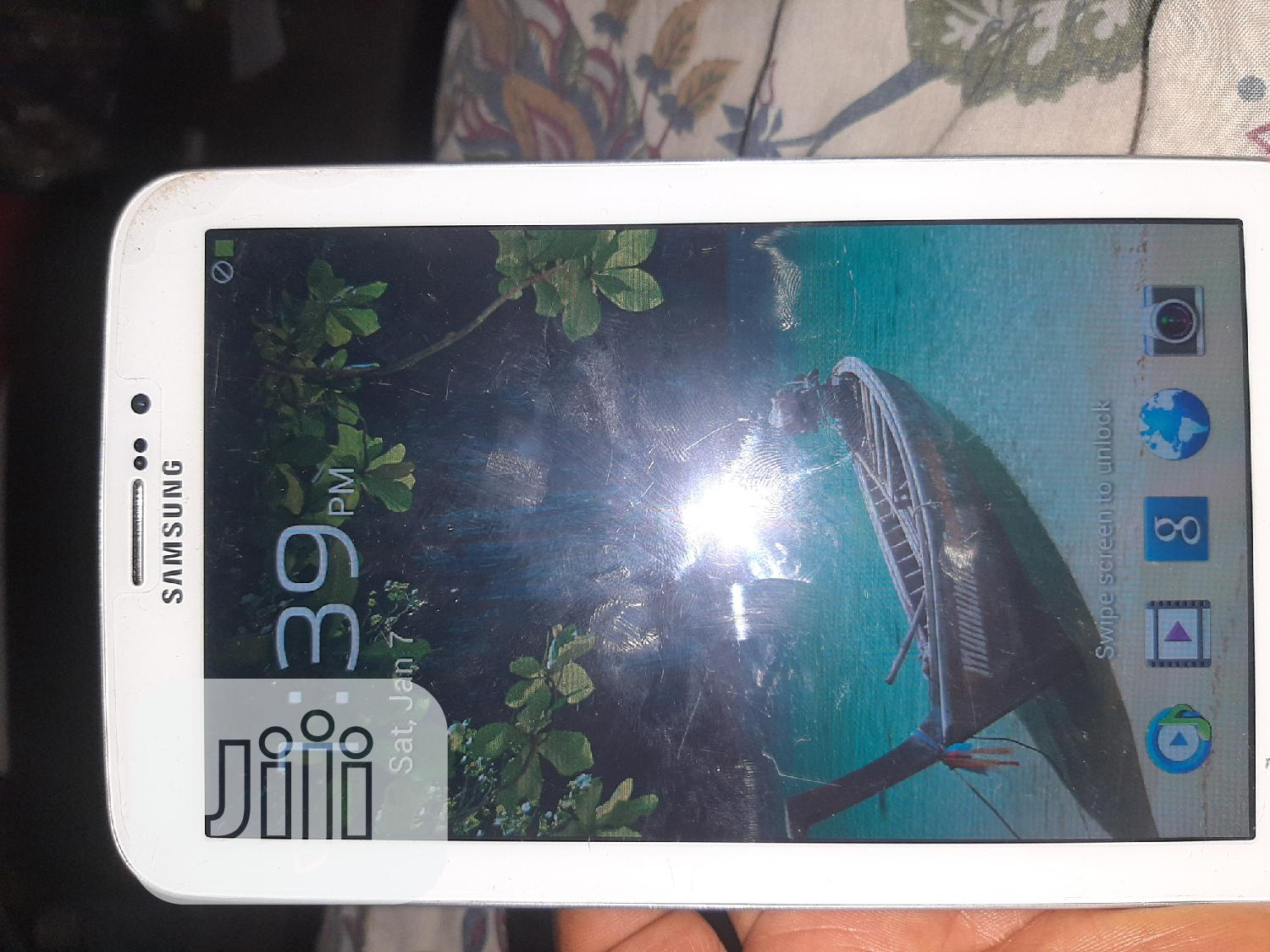 Samsung Galaxy Tab 3 7.0 8 GB White | Tablets for sale in Wuse, Abuja (FCT) State, Nigeria