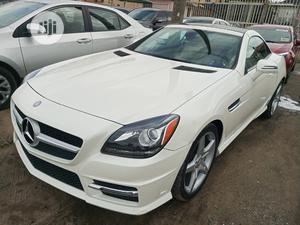 Mercedes-Benz SLK Class 2015 White   Cars for sale in Lagos State, Amuwo-Odofin