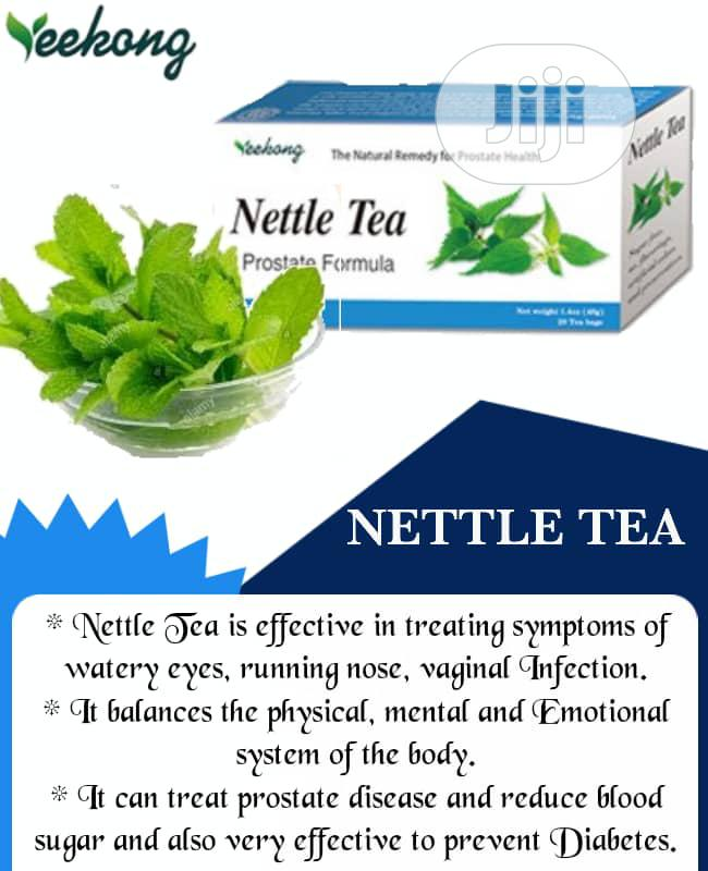 Nettle Leaf Tea Is 100% Chinese Traditional Herb