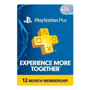 1 Year Playstation Plus Membership (PS+) Code | Video Game Consoles for sale in Lagos State, Ikeja