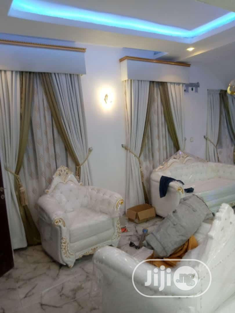 Ntutu Window Curtains | Home Accessories for sale in Yaba, Lagos State, Nigeria