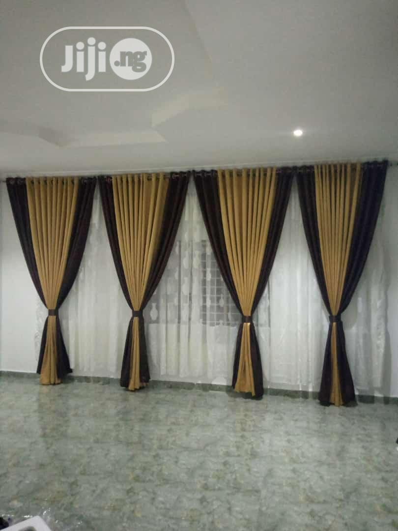 Ntutu Wide Curtains