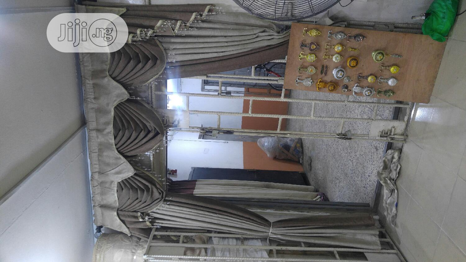 Ntutu Wide Curtains | Home Accessories for sale in Ikeja, Lagos State, Nigeria