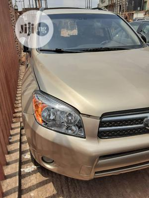 Toyota RAV4 2008 Limited Gold   Cars for sale in Oyo State, Ibadan