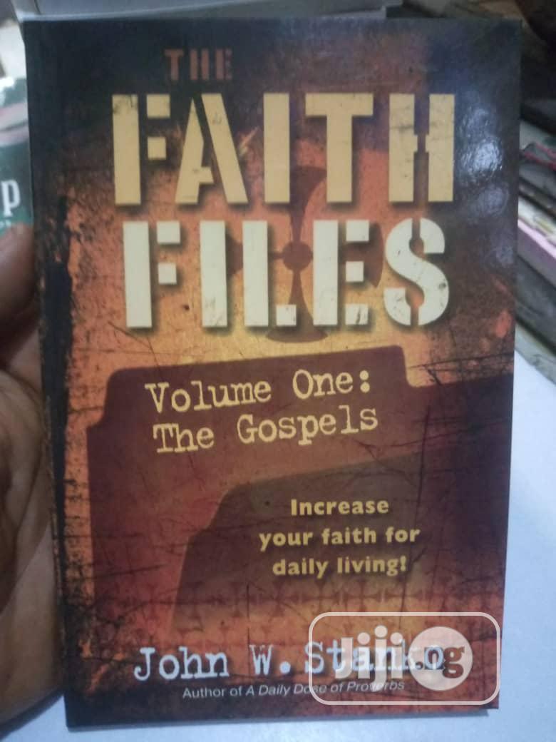 The Faith Files Volume 1: The Gospels By John Stanko