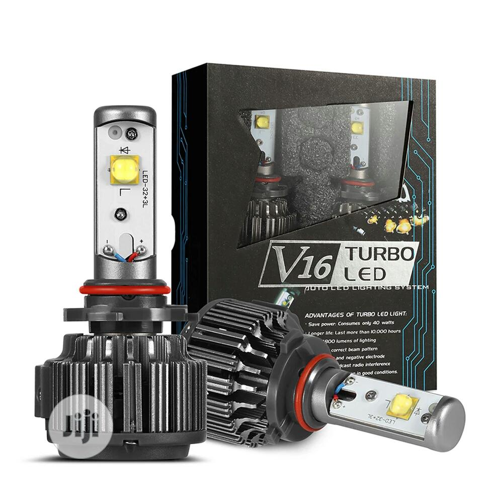 Archive: Turbo LED Headlights