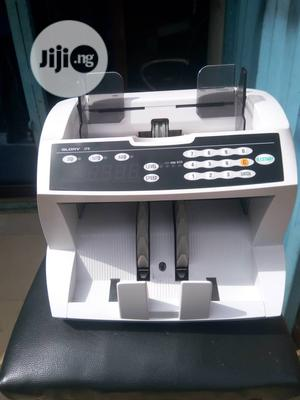 Brand New Imported Original Glory Note Counting Machine Model Gfb800n. | Store Equipment for sale in Lagos State, Lekki