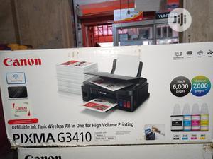 Canon Pixma G3410 IT'S Printer | Printers & Scanners for sale in Lagos State, Lagos Island (Eko)