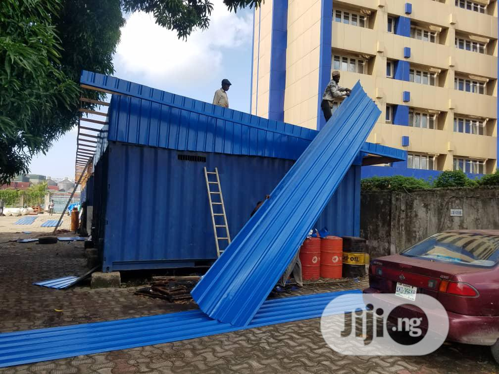 Long Span Aluminum Roofing Sheet and Installation 00056 | Building & Trades Services for sale in Apapa, Lagos State, Nigeria