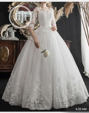 Classic and Stylish Wedding Gown   Wedding Wear & Accessories for sale in Lagos State, Ikeja