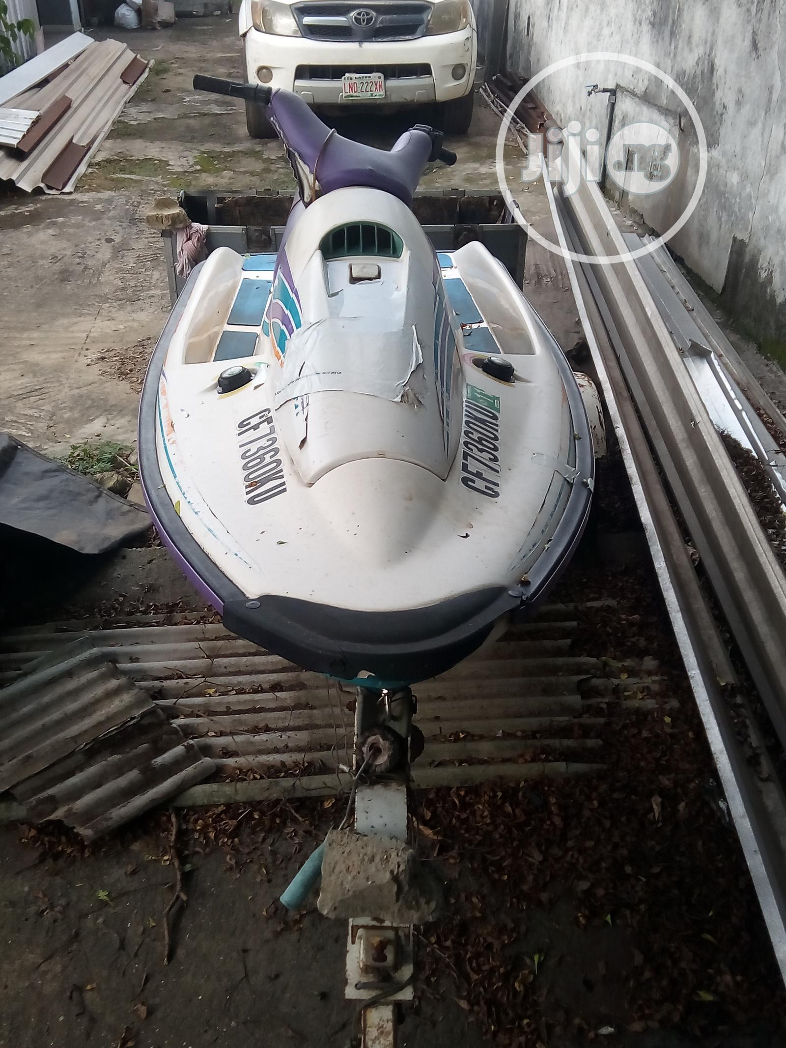 Jetski Boat Bike