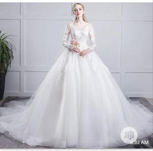 Stylish and Classic Wedding Gown   Wedding Wear & Accessories for sale in Lagos State, Ikeja