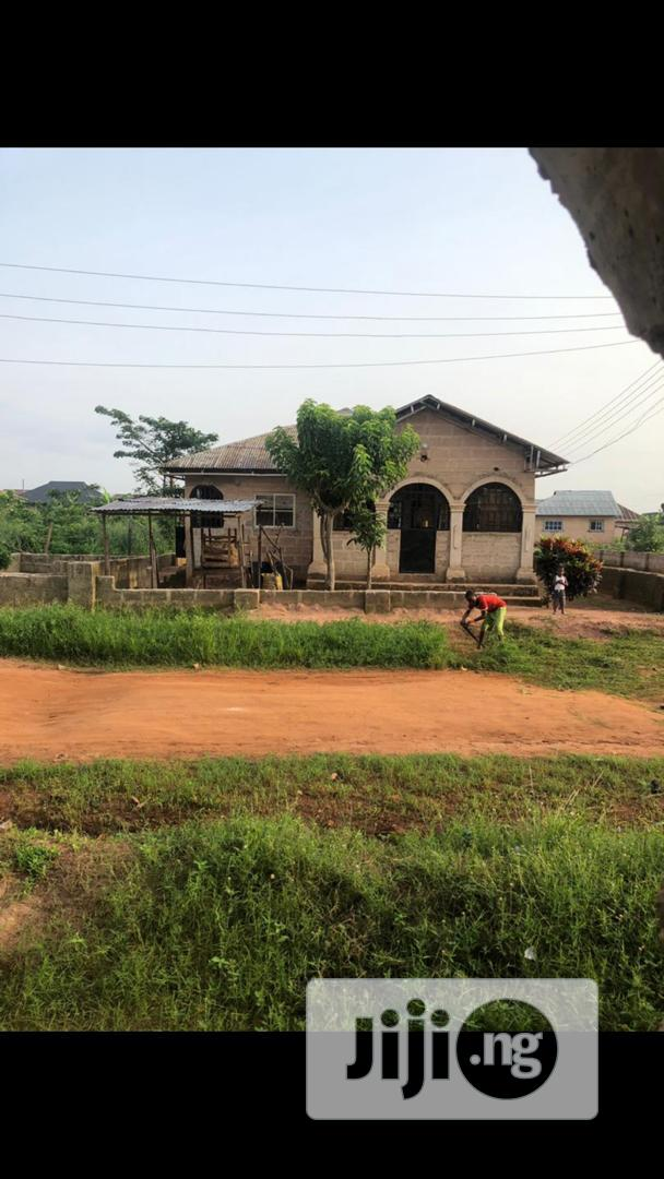 3bedrooms Bungalow on a 50x100 for Sale   Houses & Apartments For Sale for sale in Benin City, Edo State, Nigeria