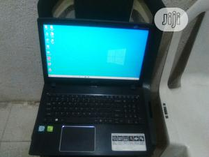 Laptop Acer Aspire E1-570 8GB Intel Core i5 HDD 1T | Laptops & Computers for sale in Lagos State, Ikeja