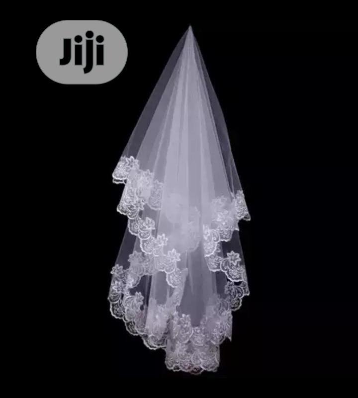 Classic Wedding Veil