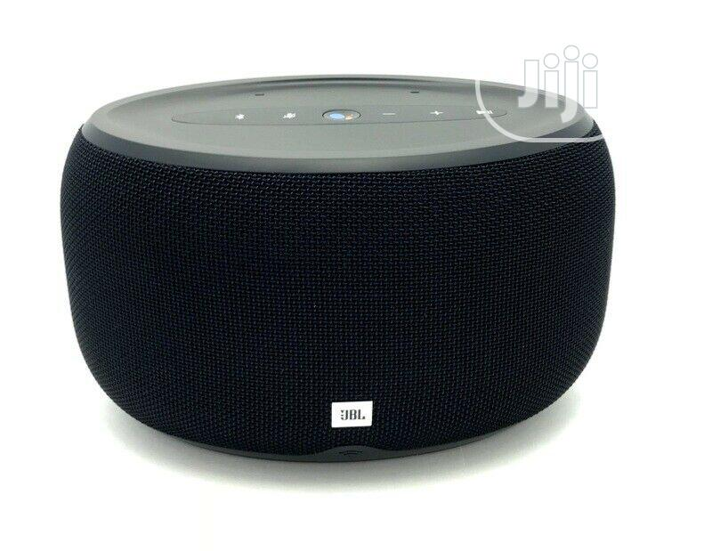 Harman Kardon JBL Link 300 Bluetooth Speaker With Google Assistant | Audio & Music Equipment for sale in Ikeja, Lagos State, Nigeria