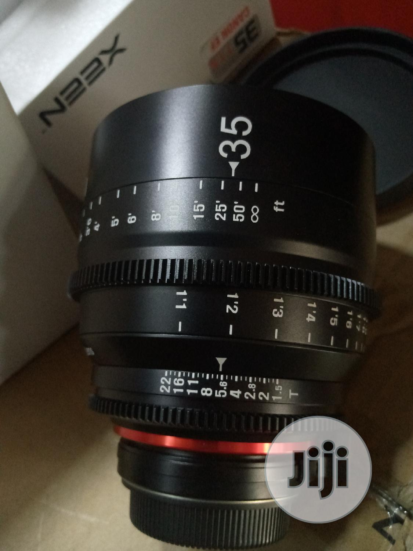 Zeen 35mm Lens for CANON