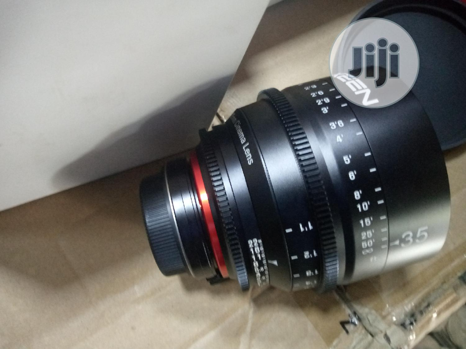 Zeen 35mm Lens for CANON | Accessories & Supplies for Electronics for sale in Lagos Island, Lagos State, Nigeria