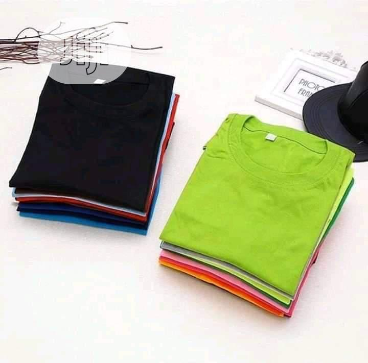 Quality Plain Tee Or Roundneck Wholesales
