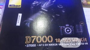 Nikon D7000 DSLR Camera With 18-105mm Lens   Photo & Video Cameras for sale in Lagos State, Ikeja