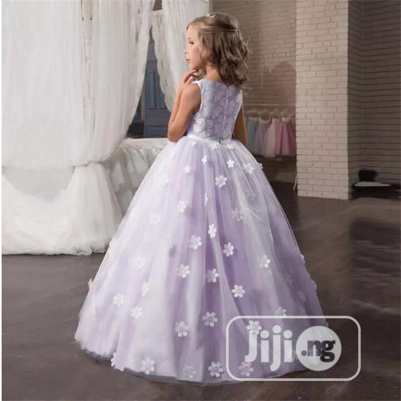 Beautiful Dress For Big Kids