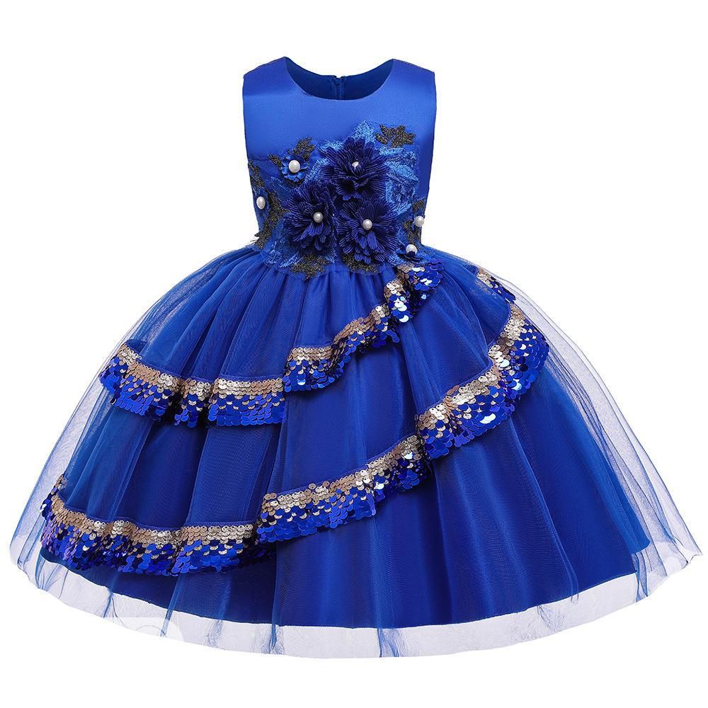 Children Beautiful Gown | Children's Clothing for sale in Ilupeju, Lagos State, Nigeria