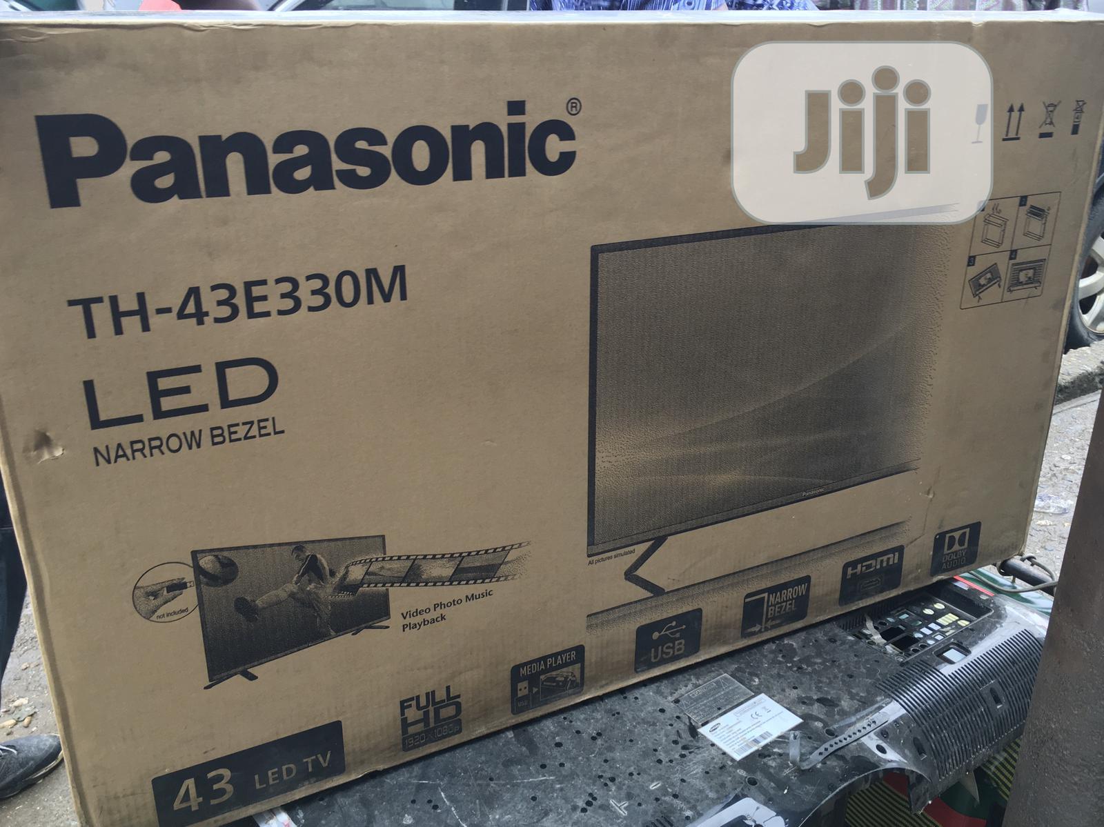 Panasonic 43inches Television