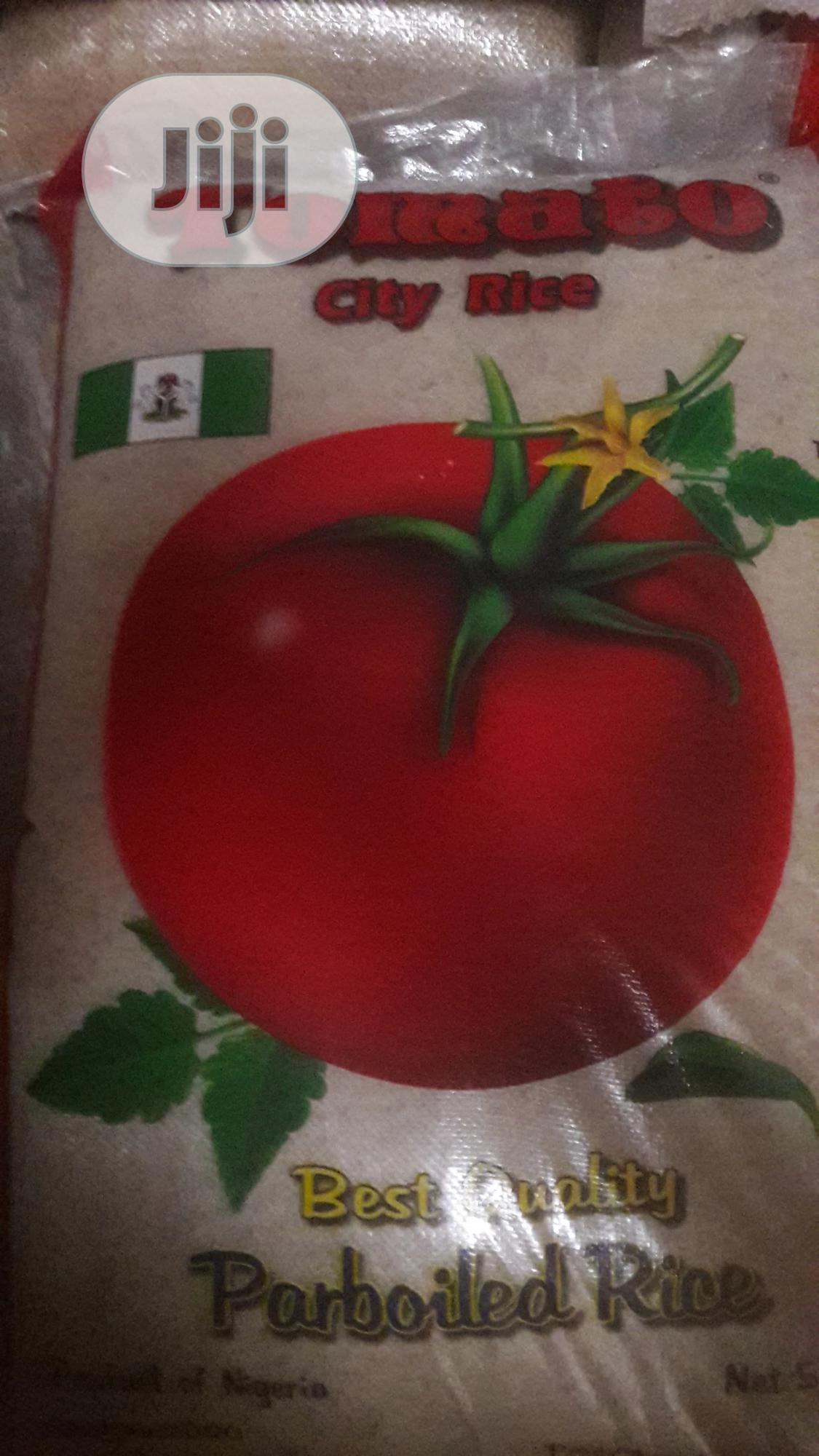Tomato Rice 50kg | Meals & Drinks for sale in Mushin, Lagos State, Nigeria