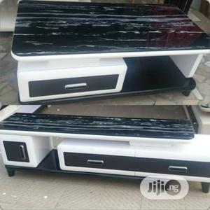 Beautiful TV Stand And Center Table   Furniture for sale in Lagos State, Ajah
