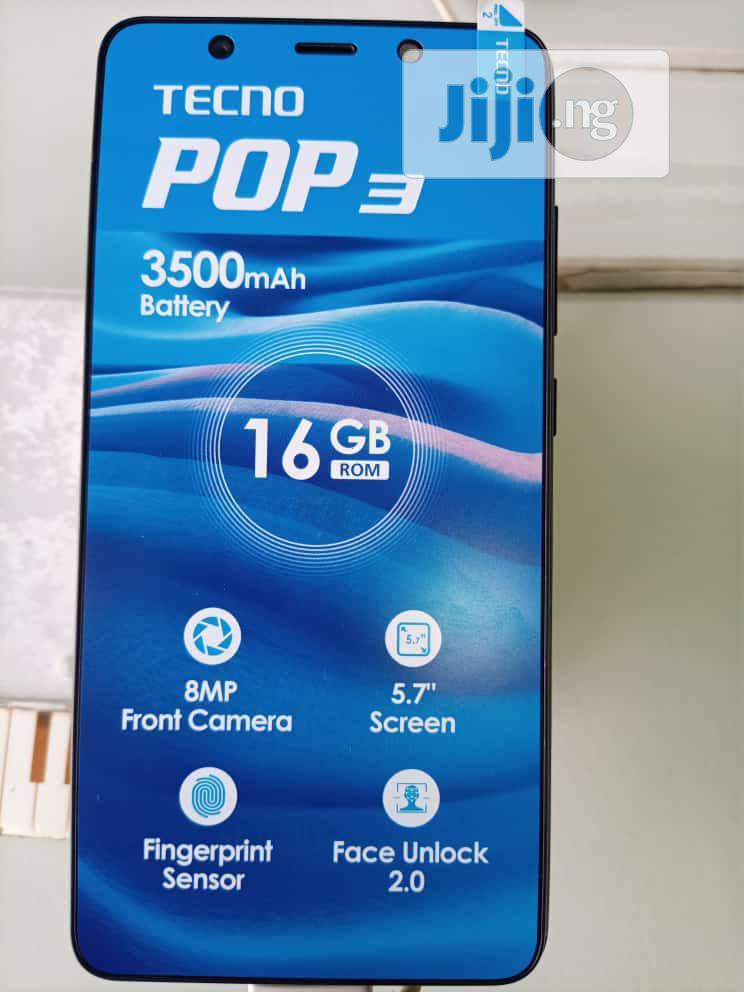 New Tecno Pop 3 16 GB Blue