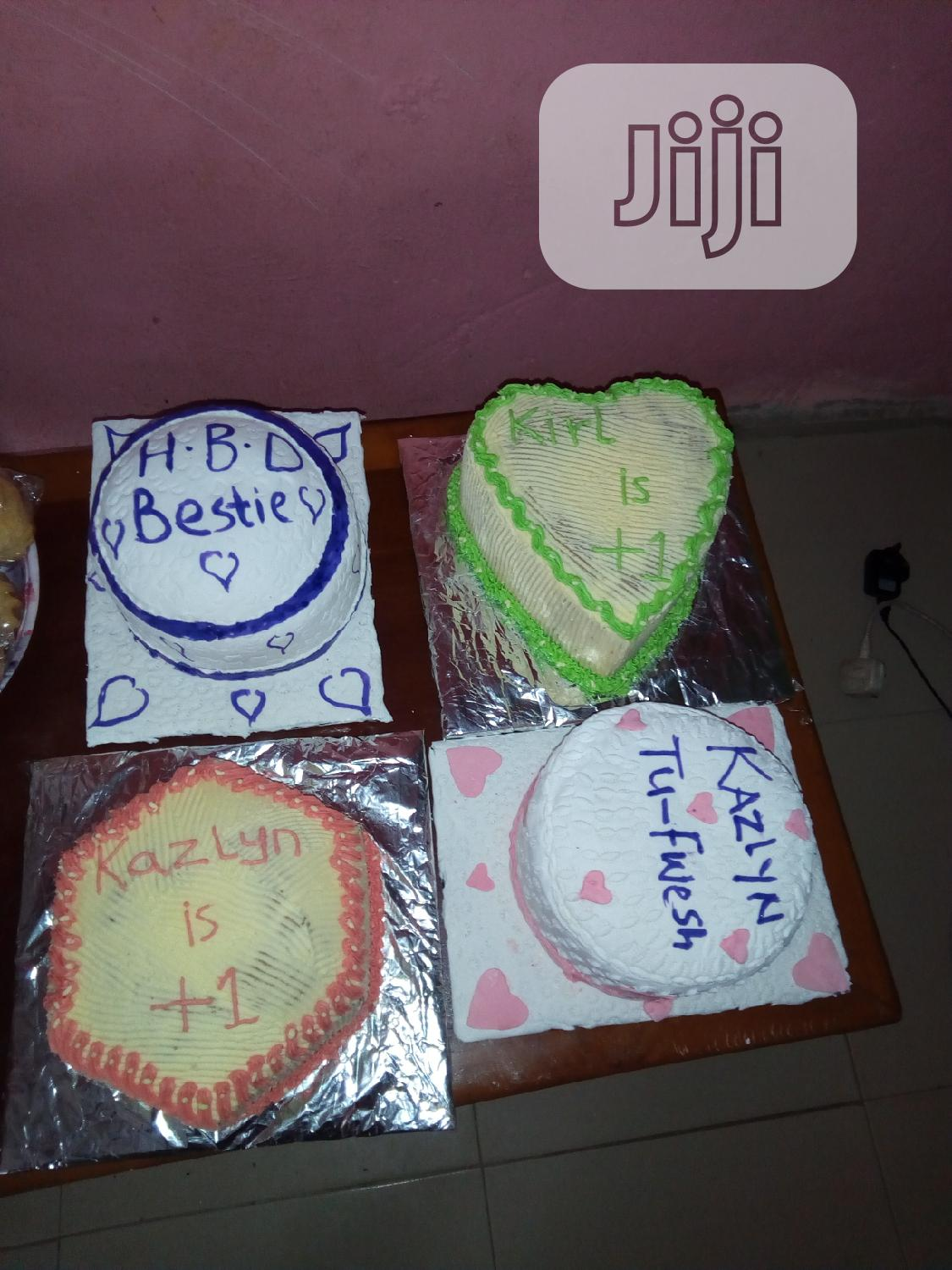 Archive: Yummy and Delicious Children's Birthday Cakes.