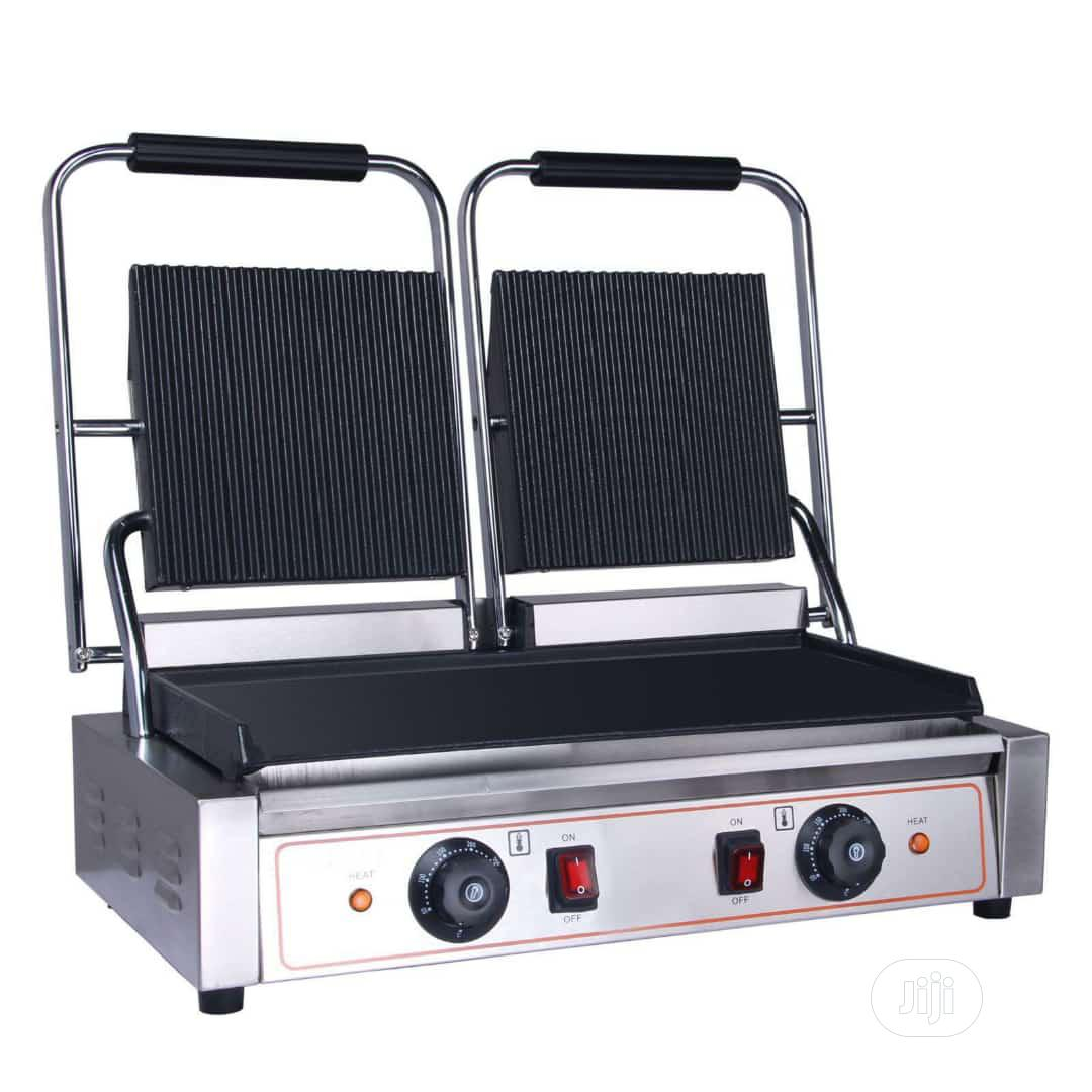 Archive: Double Shawarma Toaster