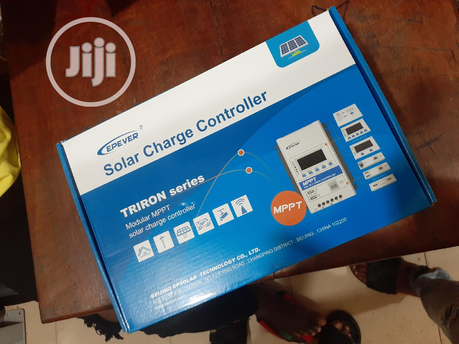 MPPT EPEVER Change Controller