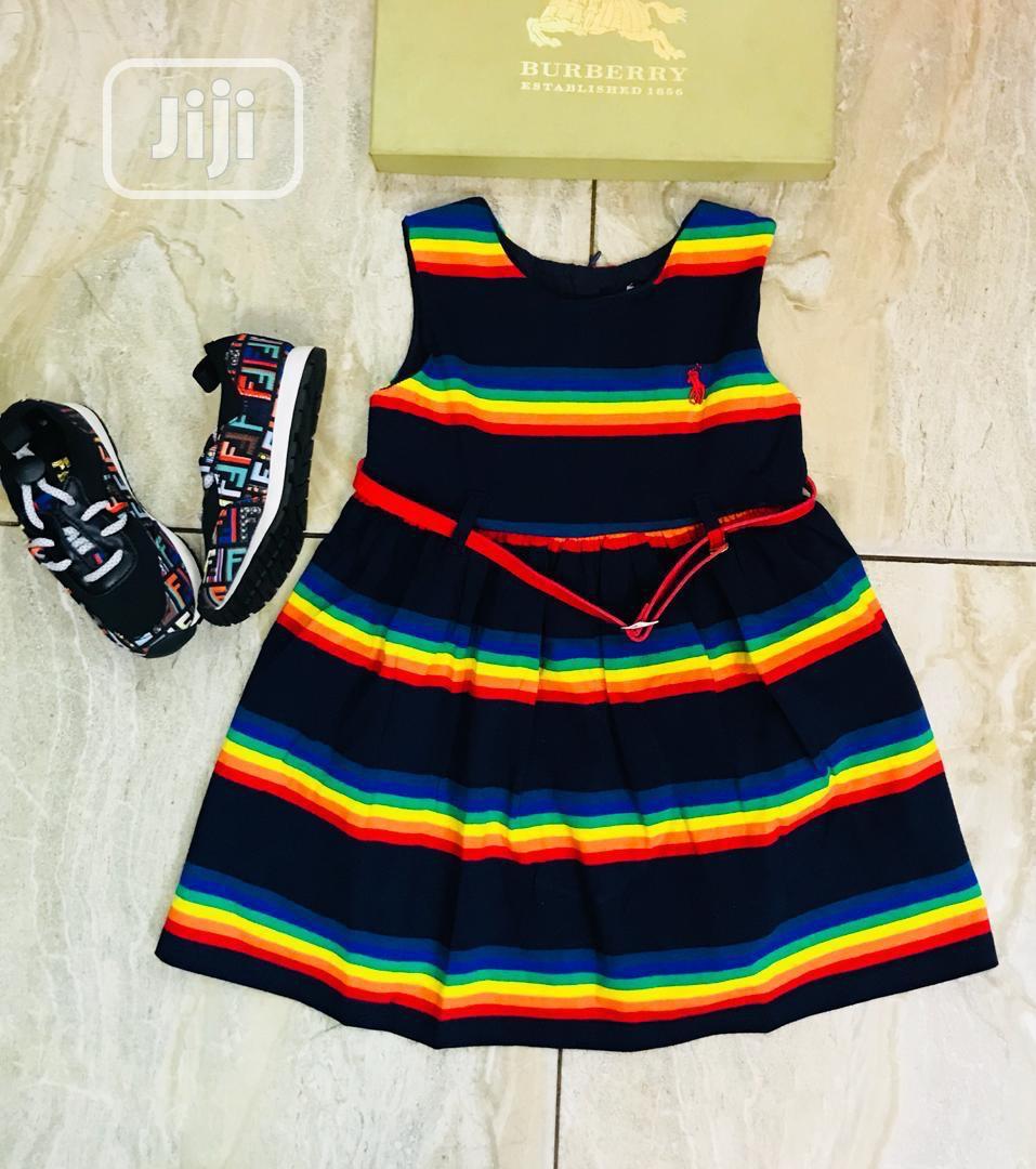Girls Designer Dress Available