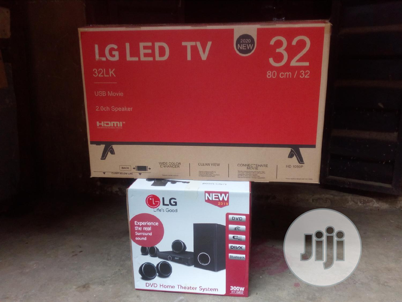 Lcd Television Set