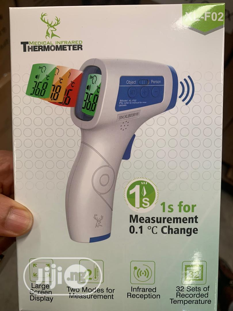 Non Contact Infrared Thermometer 1 Year Replacement Warranty