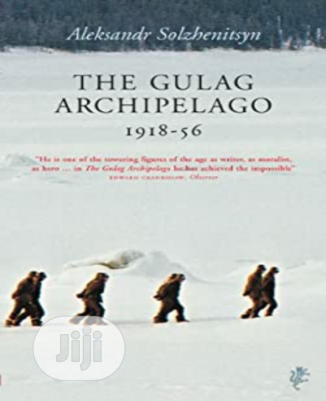 Gulag Archipelago By Solzhenitsyn