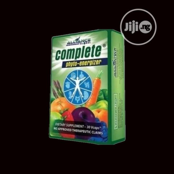 Alliance in Motion Global Complete Phyto Energizer Small Box